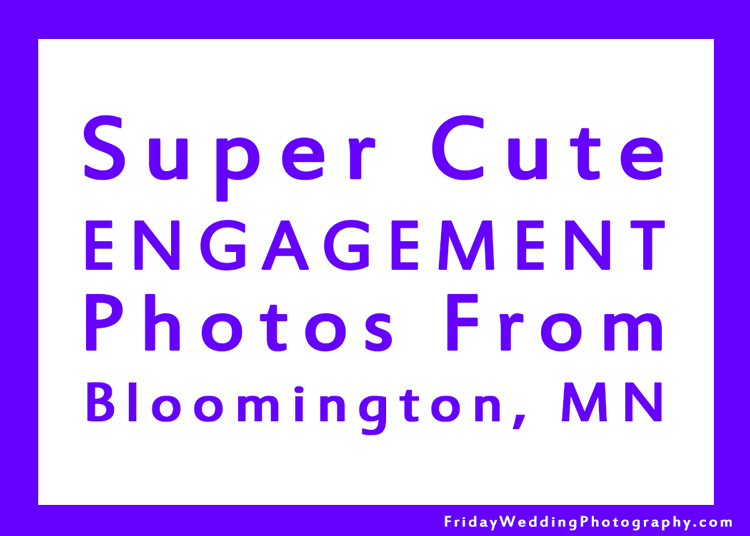 Cute Winter Engagement Pictures